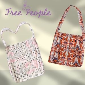 Free People Reusable Tote